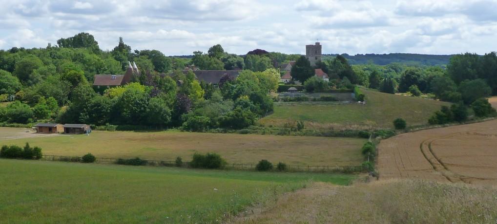 Faversham to Canterbury