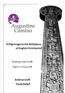 Augustine Camino Guidebook